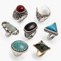 One for every day of the week. The Berry collection at Nordstrom.  www.berryjewelry.com