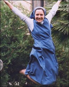 sister Ana Nobili, a former lap dancer joined the Working Lady Nuns of Nazareth House.