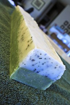 Rosemary Peppermint Soap