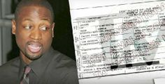 Celebrity News: Dywane's Baby Son and Baby Mama Names Revealed in alleged birth certificate | AT2W