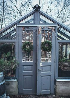 What Is a Conservatory? Winter Greenhouse, Best Greenhouse, Greenhouse Plans, Greenhouse Gardening, Garden Soil, Garden Sheds, Farmhouse Garden, Garden Cottage, What Is A Conservatory