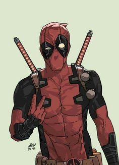 grafika deadpool and Marvel Marvel Comics, Bd Comics, Marvel Vs, Marvel Heroes, Deadpool Y Spiderman, Batman Vs, Deadpool Wallpaper, Dead Pool, Comic Books Art