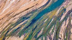 Aerial photo of Lake Eyre. Click through to see all the spectacular photos of this Australian Lake.