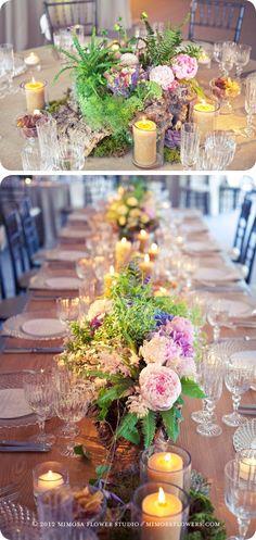 Florals were by Mimosa Flower Studio