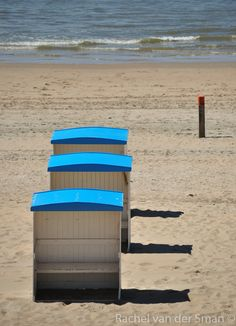 Katwijk beach the Netherlands Sheds, Seaside, Netherlands, Beaches, Dutch, Beach House, Cities, Buildings, Landscapes
