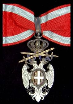 The OMSA Medal Database - Order of the White Eagle (post 1915 issue), Military Division, Grand Office - OMSA