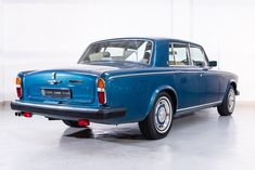Rolls Royce Silver Shadow, Autos, Antique Cars