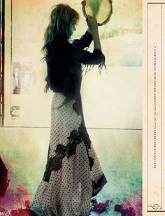 Musically Bohemian | The Free People July 2011 Lookbook