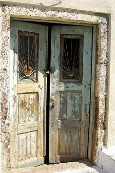 what's behind those doors?