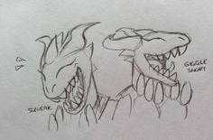 Look at this happy dragon