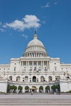 Capitol, Washington DC, USA