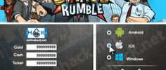 Online Office Rumble Hack for iOS, Android. Official tool Office Rumble Hack Online working also on Windows and Mac.