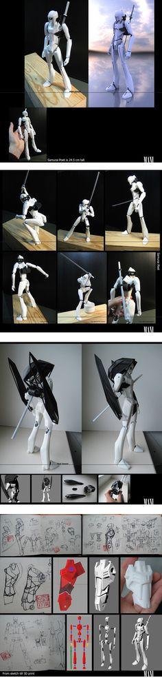 artist. Mani Zamani / Toy Design