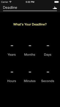 Ölüm tarihinizi söyleyen uygulama!
