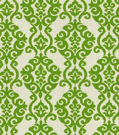 47a1b29ce3 Waverly Modern Essentials Fabric-Luminary   Emerald - Home Dec Fabric