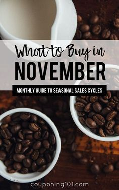 Wondering what products are on sale this month? Here is a list of items you can find at their rock-bottom prices during the month of November. Save on turkey, baking supplies, winter squash, and more! Ways To Save Money, Money Tips, Money Saving Tips, Canned Yams, Canned Pumpkin, Couponing 101, Extreme Couponing, Jell O, Shopping Coupons