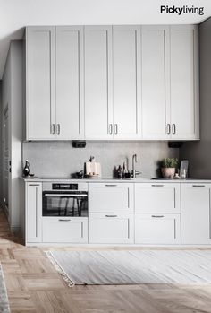 French Home Decor Discount Furniture Industrial Chic Decor, Industrial Style Kitchen, Industrial Interior Design, Rustic Kitchen, Kitchen Grey, Modern Kitchen Cabinets, Kitchen Interior, Kitchen Ideas, Kitchen Island