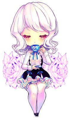 Tea Time by Yamio.deviantart.com on @DeviantArt
