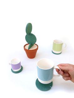 ひたすら多肉植物と共に暮らしたいアナタへ。 『Cacti Coasters』はまるでサボテンのような形をしたコ […]