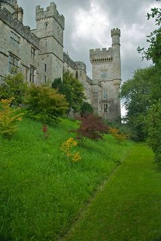Lismore Castle, Co. Waterford, Ireland