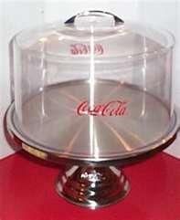 Coke Cake Stand  I SOOOO want this!!!