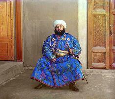 100年前のロシアで撮られたカラー写真