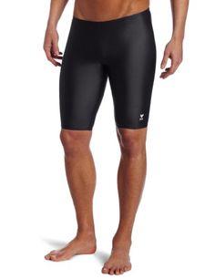 TYR Sport Men`s Solid Jammer Swim Suit (bestseller) Suits 5, Mens Suits, Athletic Swimwear, Best Swimming, Men's Swimsuits, Sport Man, Sport Outfits, Best Sellers, Sports