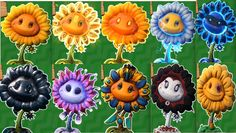 Plants vs Zombies Garden Warfare 2:All Sunflower Pvzgw2: Gameplay 2016