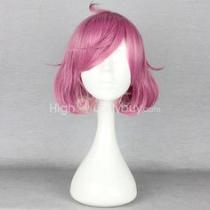 Cosplay Online Kashima Yu Short Blue Mens Wig Cosplay Synthetic Anime Hair For Costume Party 30cm Dependable Performance Anime Costumes Costumes & Accessories