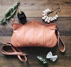 Купить Сумочка колокольчик - Кожаная сумка, кожаная сумочка, кожаная сумка на плечо, эксклюзив