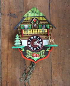 1000 images about cuckoo clocks on pinterest cuckoo clocks coo coo clock and black forest - Funky cuckoo clock ...