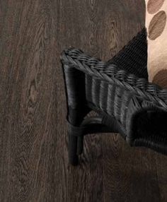 Atkinson & Kirby Concept Elite Engineered Midnight Black Oak Floor Double Brushed Hardwax Oiled