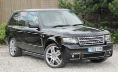 Overfinch Range Rover Westminster 4.4 GT | Overfinch