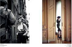 V Magazine Spain - Guerrilla Girl