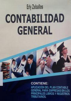 Título: Contabilidad general. Autor: Erly Zeballos. Año: 2013