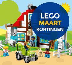 Ook deze maand zetten we weer een aantal leuke aanbiedingen voor LEGO en DUPLO op een rij, zo kan iedereen mee profiteren! Alle LEGO aanbiedingen maart 2018 vind je op Veel Bouwplezier!