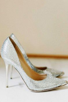 a38641c8f7b819 Silver heels for prom are really popular every season
