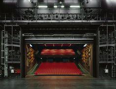 Theater Gütersloh, Gütersloh, Germany: what actors see onstage