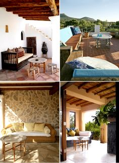 DREAM HOMES   THE STYLE FILES    Tropical lifestyle on Boracay Island, Philippines with strong Spanish influence...Find some great details here...