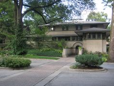 Frank Lloyd Wright # Home Interior Design # Home architectural style