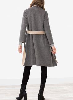 Manteau réversible - Vêtement Extérieur - Prêt-à-porter - Uterqüe France