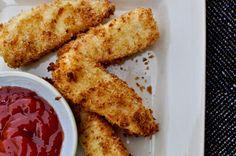 Healthy Homemade Fish Sticks Recipe on Yummly. @yummly #recipe