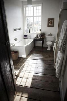 Bathroom Faucets Online Rustic Wood Floors, Wooden Flooring, Modern  Bathroom Design, Bathroom Interior