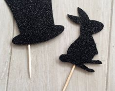 Paper Garland Magic Decorations Magic Party Magic Hats and