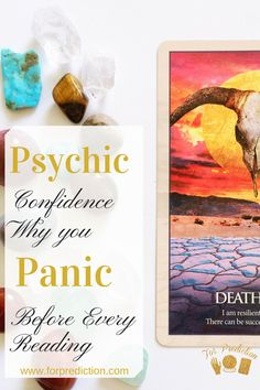 Whether they're for free or not, giving psychic readings is no easy feat. You have to connect with your spirit guides, make the rooms comfortable, shuffle your cards, play medium and the hostess. Along with this list of things to do you also have anxiety. You question if you're good enough to be reading Tarot, even if you have been doing it your entire life. This post explains why you may lack confidence in your abilities.
