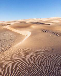 AUSTRALIA: Stockton Sand Dunes, Port Stephens, NSW