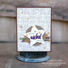 Holly's Hobbies: another great Project Life set from Stampin' Up! The Seasonal Snapshot 2015 set is so fun and versatile. Not sure you need to be from New England to think this is wicked awesome! :)