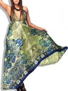 Bohemian Dress -...