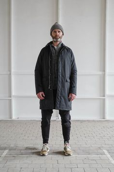 Nice style by The Bureau Belfast Gents Fashion, Dope Fashion, Look Man, Engineered Garments, Herren Outfit, Mens Clothing Styles, Stylish Men, Minimalist Fashion, Autumn Winter Fashion