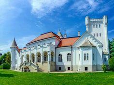 Fantast casle, Serbia.